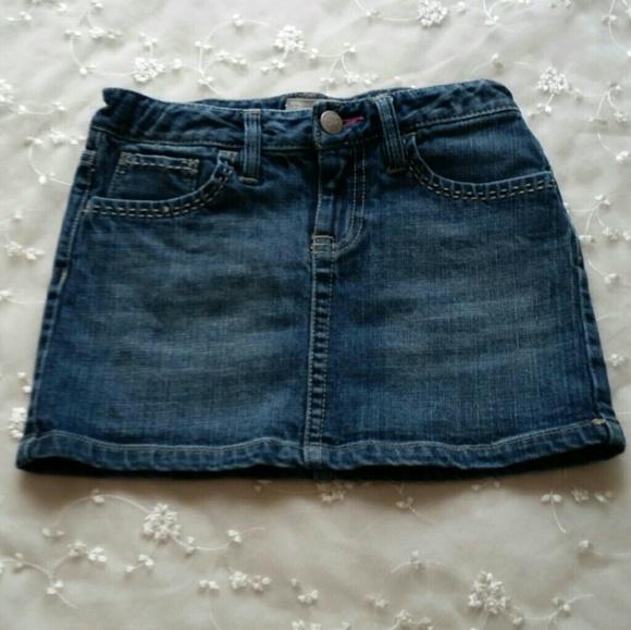 GAP Other - Girls Gap Denim Mini Skirt